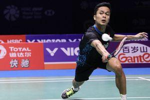 Rekap Thailand Open 2021 - Anthony Ginting Tumbang, 3 Wakil Melaju