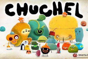 Review CHUCHEL, Petualangan Chuchel dan Kekel Berebut Buah Ceri