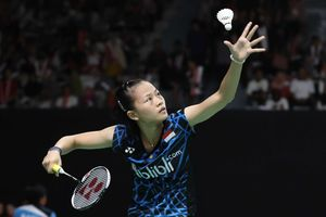 Jepang Open 2019 - Takluk dari Wakil China, Fitriani Akui Kesalahannya