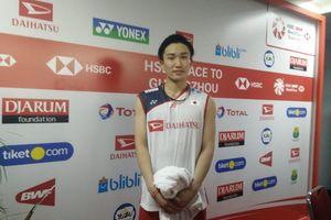 Jelang Japan Open 2019 - Kento Momota Diliputi Tanda Tanya