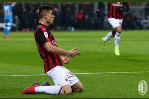 Pindah ke AC Milan, Krzysztof Piatek Layak Dihargai Rp 1,2 Triliun