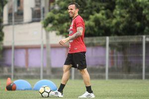 Bertekad Menang, Paulo Sergio Antusias Sambut Laga Bali United Kontra Persija