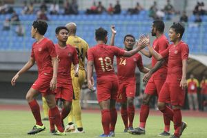 Link Live Streaming Timnas U-22 Indonesia Vs Myanmar - Ujian Tanpa Trio Ekspatriat