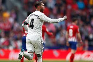 Ramos Jadi Saksi Kunci Saat Real Madrid Terakhir Kali Seburuk Ini