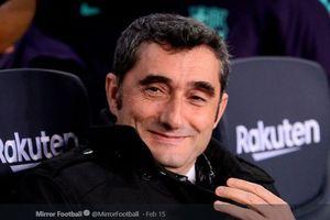 Live Streaming Liga Champions - Lyon Vs Barcelona, Valverde Bantah Bermain Secara Bertahan