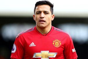 Alexis Sanchez, Satu Sentuhan Melawan Man City, Gaji 9 Miliar Per Pekan Ditambah Bonus Setiap Tampil!