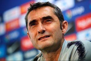 Lyon Vs Barcelona, Valverde Tegaskan Barcelona Tim Menyerang