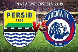 Live Streaming Persib vs Arema FC, Adu Nyali Makan Konate dan Vizcarra