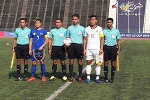 Hasil Piala AFF U-22 2019 - Thailand Singkirkan Vietnam dari Posisi Puncak Klasemen Sementara Grup A Usai Libas Habis Filipina