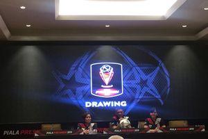 Jadwal Grup E Piala Presiden 2019 - Satu-satunya Wakil Liga 2 Siap Bertarung
