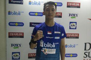 Djarum Superliga Badminton 2019 - Ihsan Ingin Kalahkan Diri Sendiri