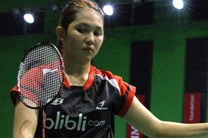 Djarum Superliga Badminton 2019 - Ribka/Siti Samakan Kedudukan