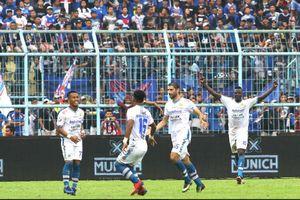 Cetak Gol di Laga Arema FC Kontra Persib Bandung, Begini Kesan Ghozali Siregar