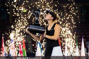 Belinda Bencic Akhiri Puasa Gelar Selama 4 Tahun di Dubai 2019