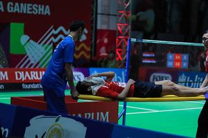 Djarum Superliga Badminton 2019 - Wisnu Butuh Rehat 1-2 Bulan