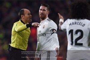 Rekor Real Madrid Bermain Tanpa Sergio Ramos: Selalu Berakhir Buruk