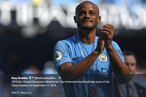 BREAKING NEWS - Vincent Kompany Resmi Tinggalkan Manchester City