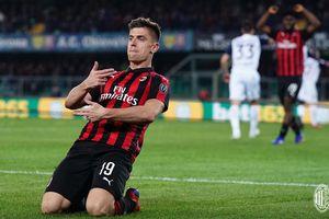 Top Scorer AC Milan Hanya Ingin Tampil di Liga Champions, Bukan Pindah