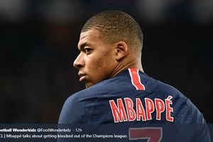 Sebut Liverpool Bermain Seperti Mesin, Kylian Mbappe Isyaratkan Gabung?
