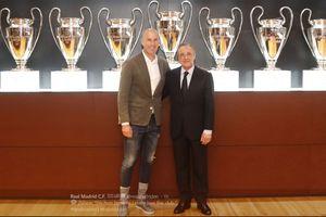 Fakta Ruang Ganti Bocor, Ini Alasan Zidane Siap Pergi dari Real Madrid