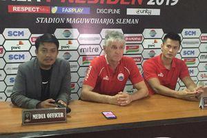 Komentar Ivan Kolev Soal Drawing 8 Besar Piala Presiden yang Mempertemukan Persija Vs Kalteng Putra