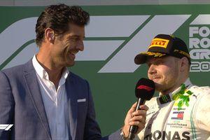 Formula 1 - Apakah Ini Sasaran Amarah Valtteri Bottas di Sirkuit Melbourne?