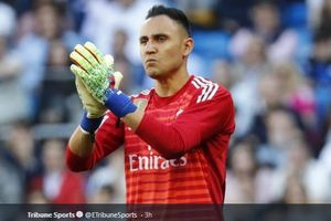 Starting XI Real Madrid Vs Real Betis - Laga Terakhir Keylor Navas?