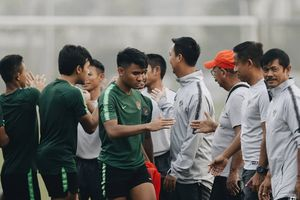 Agenda Pertama Skuat Timnas U-23 Indonesia Setiba di Vietnam