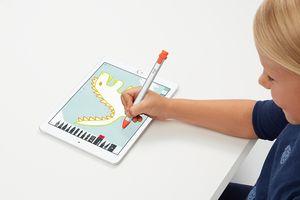 Logitech Crayon Resmi Mendukung iPad Air dan iPad Mini