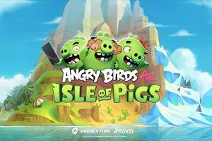 Rovio Siap Rilis Angry Birds dengan Teknologi AR di iOS, Daftar Sekarang!
