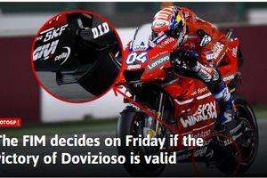 MotoGP 2019 - Jumat ini, Keputusan Akhir FIM Soal Kemenangan Dovizioso