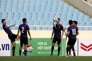 Cara Beda Timnas U-23 Thailand Berlatih untuk Hadapi Timnas U-23 Indonesia