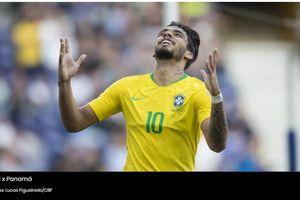 Lucas Paqueta, Inspirasi Bagi Bocah Ajaib Brasil