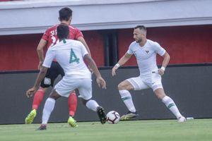 Sejarah Hari Ini - Cetak 2 Gol, Striker Naturalisasi Debut Resmi Timnas Indonesia di Bawah Luis Milla