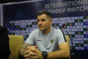 Curhat Simon McMenemy Soal Timnas Indonesia dan Liga 1 2019