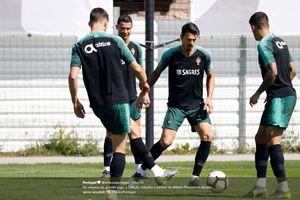 Susunan Pemain Portugal Vs Serbia - Ronaldo Dampingi Debutan Berusia 29 Tahun