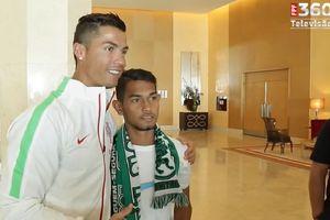 Anak Angkat Cristiano Ronaldo Asal Aceh Resmi Menikah