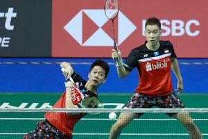 Jadwal dan Live Streaming Badminton Asia Championships 2019 - Marcus/Kevin Tanding Pagi Ini