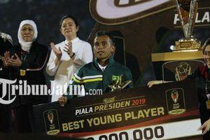 Irfan Jaya Dilematis Antara Timnas Indonesia dan Lebaran