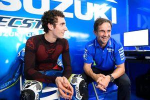 Manajer Suzuki Tetap Ingin Amankan Poin pada MotoGP Prancis 2019