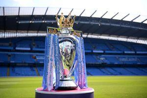 Viral Video Trofi Liga Inggris Hancur di Tangan Pemain Man City, Ternyata Hanya Prank!