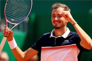 Hentikan Langkah Djokovic, Medvedev ke Semifinal Monte Carlo Masters