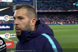 Antarkan Barcelona Juara Liga Spanyol Terlalu Mudah bagi Jordi Alba