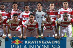 Madura United Bakal Gunakan Dua Stadion di Liga 1 2019