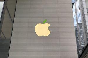 Sekali Dalam Setahun, Daun Logo Apple Menjadi Hijau di Hari Bumi