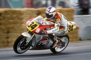 Bukan Marc Marquez, Sosok Ini Yang Ingin Dikalahkah Valentino Rossi di Trek