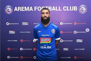 Resmi Gabung Arema FC, Sylvano Comvalius Harus Bayar Uang Kompensasi