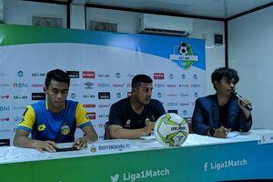 Bhayangkara FC Hanya Bermodalkan Satu Pemain Asing Lawan PSM Makassar