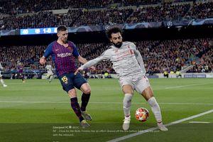 Mohamed Salah Kalah Cepat dari Kiper Tim Degradasi Liga Inggris