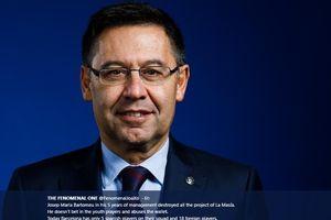 Presiden Barcelona Protes Kegunaan VAR di Liga Spanyol